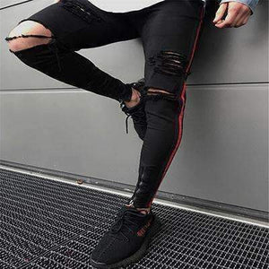 Mens Bottom Zip Track pants-[product_tag]-My MALL Metro