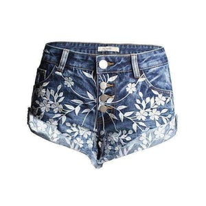 Womens Jeans Shorts-[product_tag]-My MALL Metro