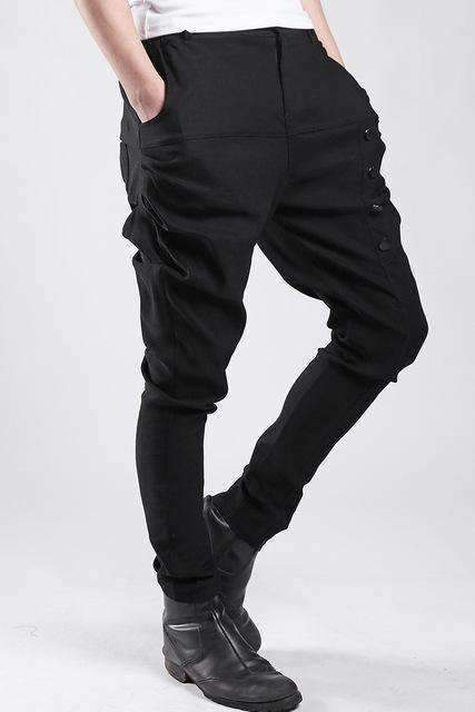 Skinny Stretch Sweatpants Track pants-[product_tag]-My MALL Metro