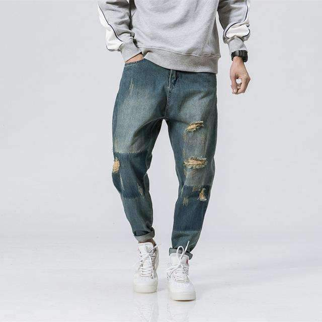 Mens Ripped Jeans-[product_tag]-My MALL Metro