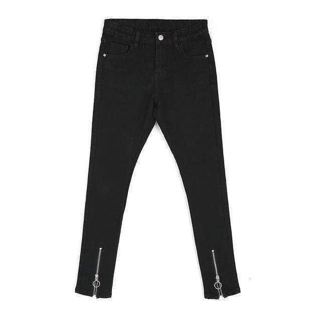 Womens Skinny Pencil Jeans-[product_tag]-My MALL Metro