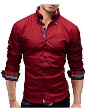 Mens Short-Sleeves Shirts-[product_tag]-My MALL Metro