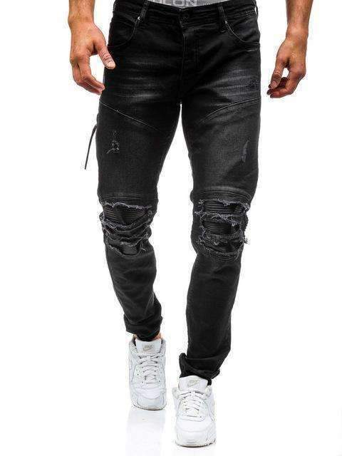 410f791d3ebe6 Mens Skinny Distressed Jeans- product tag -My MALL Metro