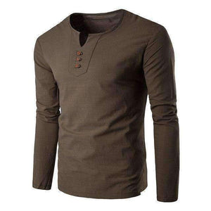 Mens Sleeve Shirts-[product_tag]-My MALL Metro