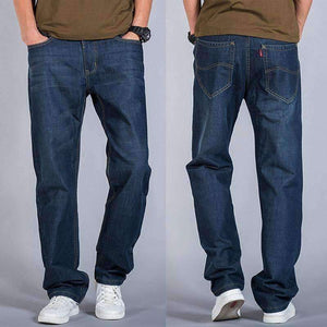 Mens Straight Denim Jeans-[product_tag]-My MALL Metro