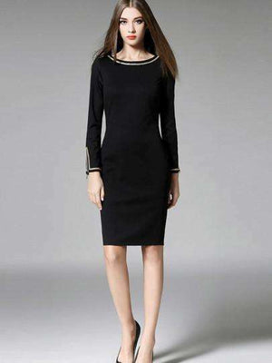 Womens Bodycon Dress-[product_tag]-My MALL Metro
