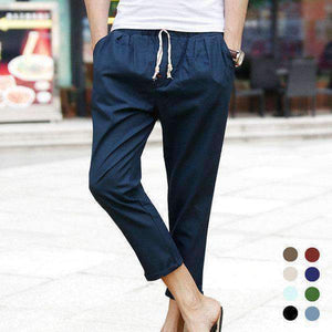 Mens Ankle-Length Pants-[product_tag]-My MALL Metro