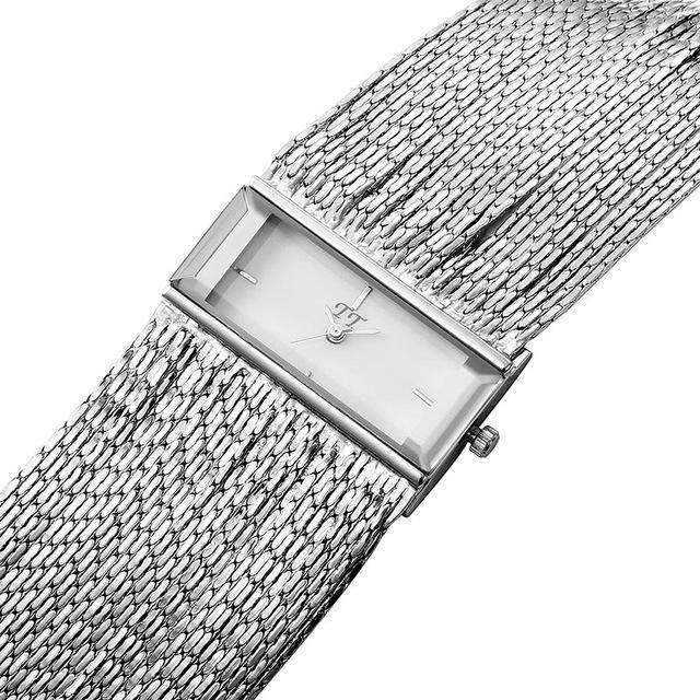 Womens Wide Multi-Layer Chain Bracelet Watch-[product_tag]-My MALL Metro