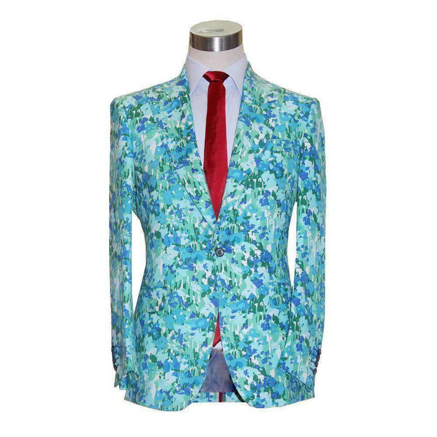 Mens linen blazer Suit-[product_tag]-My MALL Metro