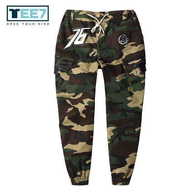 Mens Camouflage Print Track Pants-[product_tag]-My MALL Metro