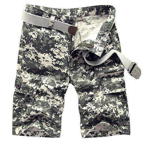 HOT 17 Summer Mens Cotton Straight Camouflage Cargo Short Trousers Men Military Jungle Camo Tactical Capri pants Plus Size 28-38,,[shop name]