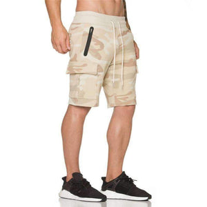 Camouflage Shorts-[product_tag]-My MALL Metro