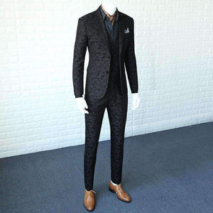 Mens Slim Suit-[product_tag]-My MALL Metro