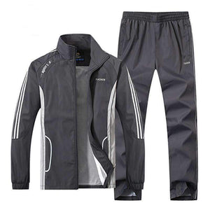 Mens Sportswear 2-Piece Set Jacket Pants Tracksuits-[product_tag]-My MALL Metro