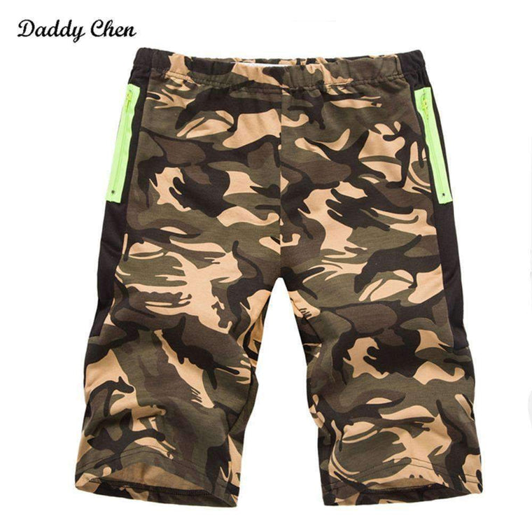 2018 brand summer Military camouflage Casual shorts men camo cargo Straight male shorts army green Gray Red pockets short pants,,[shop name]