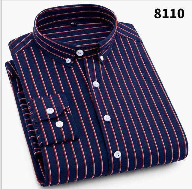 Mens Formal, Shirts Formal Long-Sleeve-[product_tag]-My MALL Metro