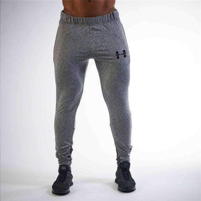 Mens Fitness Sweatpants Mens Skinny Pants-[product_tag]-My MALL Metro