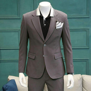 Mens Jackets Suit-[product_tag]-My MALL Metro