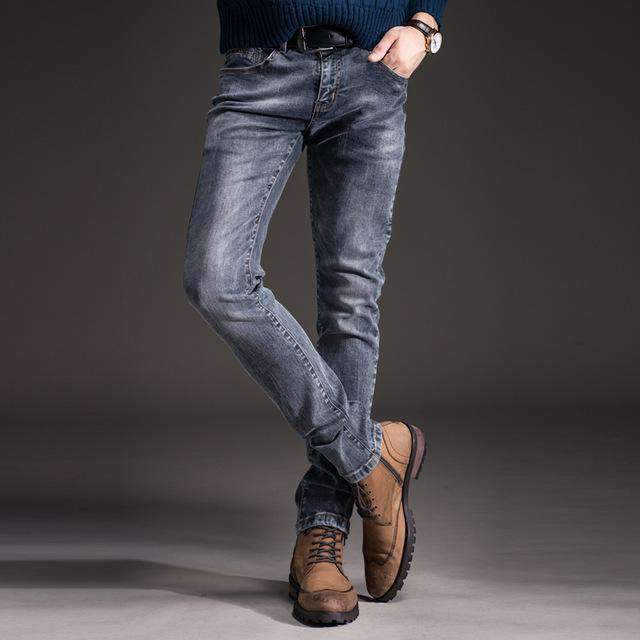 Mens Denim Slim Jeans-[product_tag]-My MALL Metro