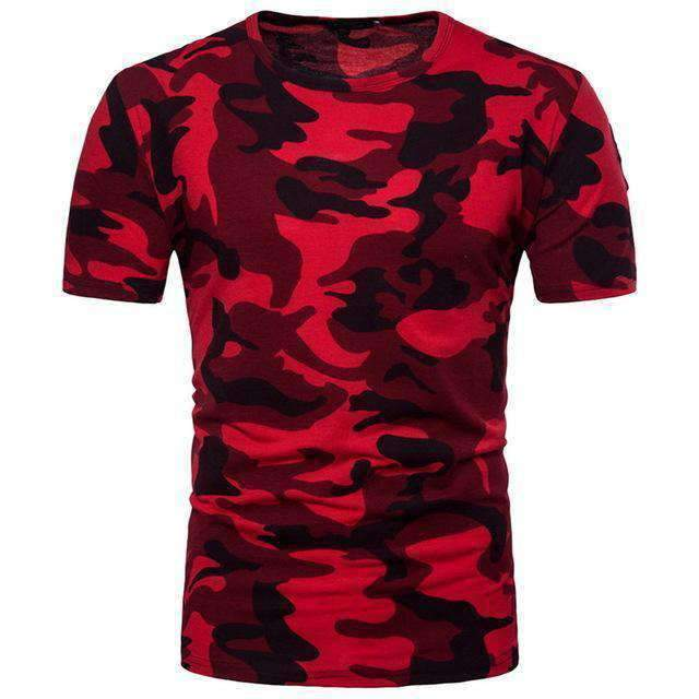 Mens Camouflage Cotton Shirt-[product_tag]-My MALL Metro