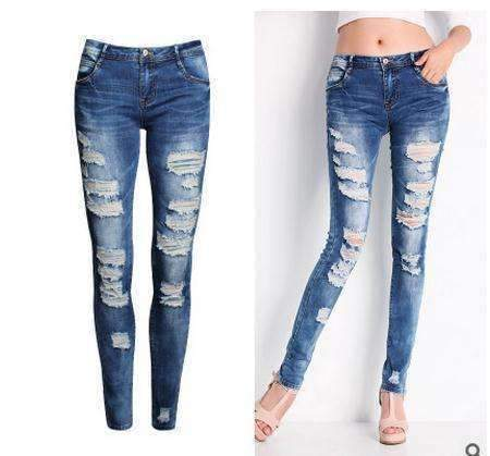 Women Jeans and Denim