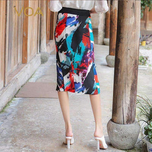 Womens Pencil Skirt-[product_tag]-My MALL Metro