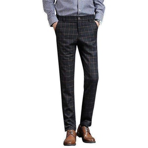 Mens Plaid Suit-[product_tag]-My MALL Metro