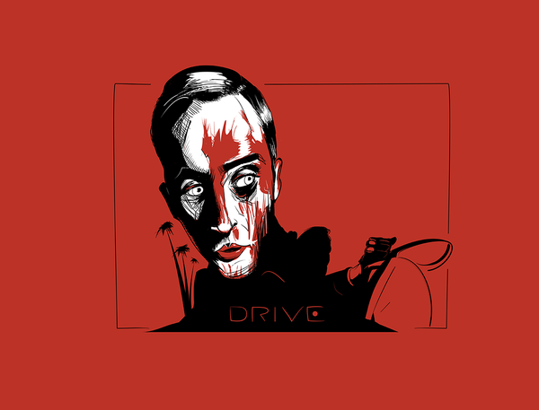 Driver (high-res digital illustration)
