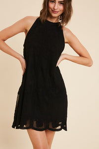 Vivian Dress in Black