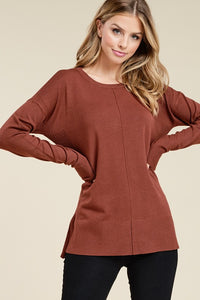 Nicole Sweater in Copper