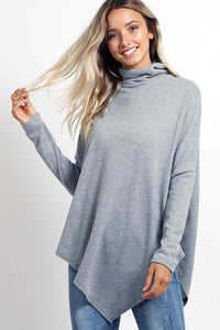 Kendra Top in Grey