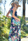 Floral Fix Maxi Dress // More Color Options