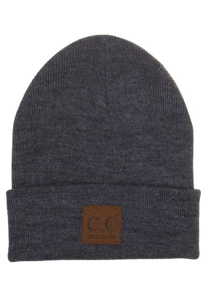 Classic Beanie // More Color Options