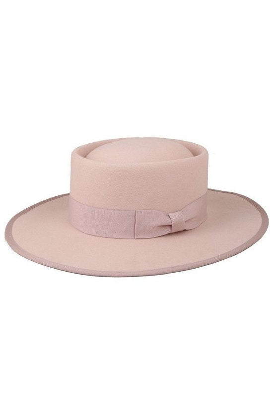 Gracie Hat in Blush