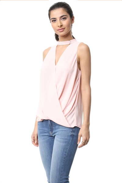 Wrap Front Tank // More Color Options
