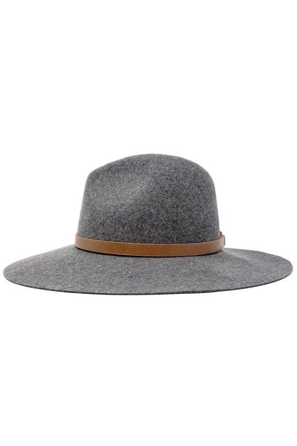 Ziggy Hat in Grey