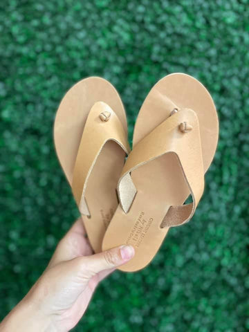 Leather Summer Sandal