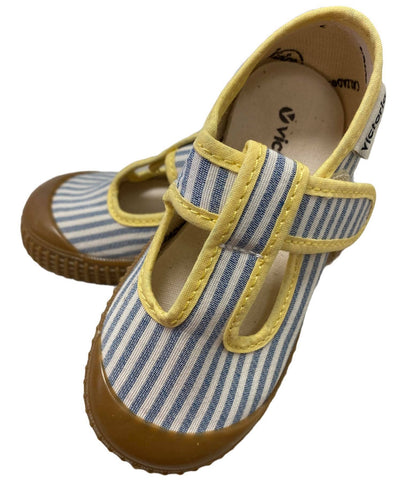 Summer Stripe T-strap
