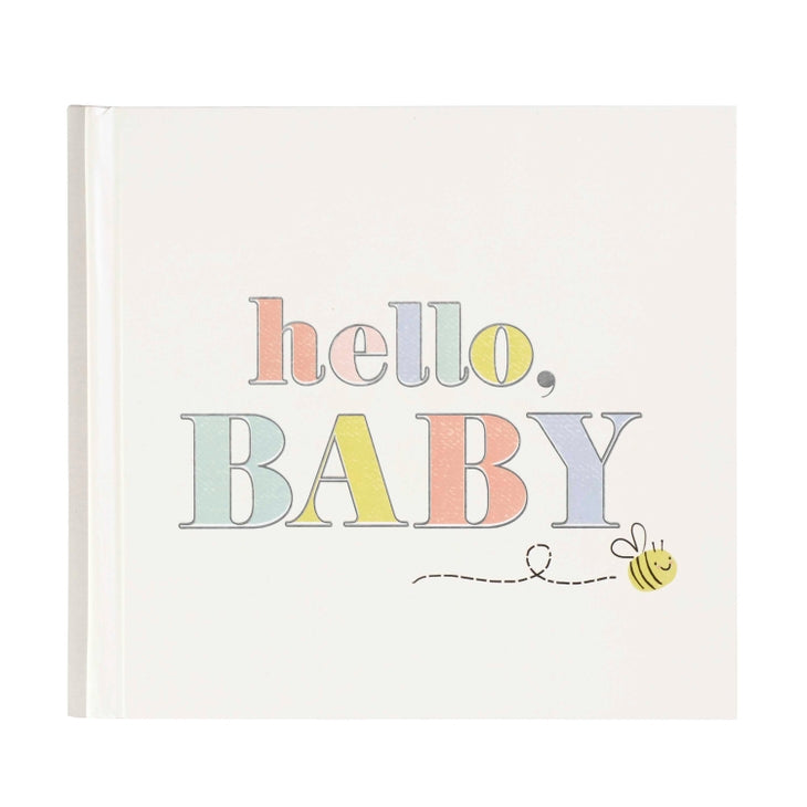 Hello, Baby photo album