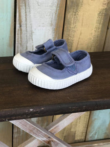 Denim Canvas Shoe