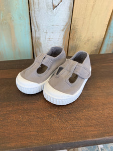 T Strap Canvas Shoe