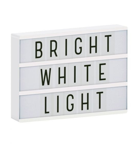 Lovely Lightbox
