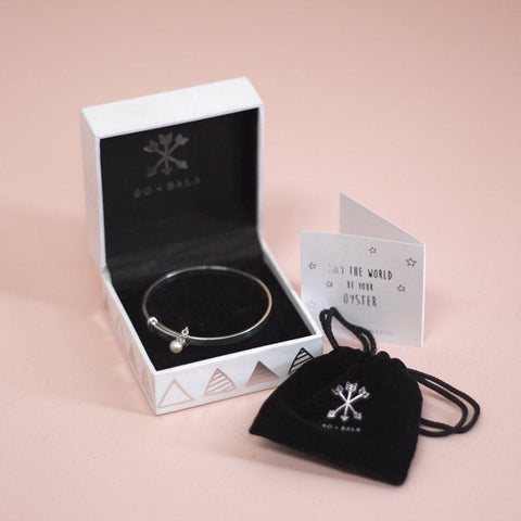 Bo + Bala Baby bo expandable bangle