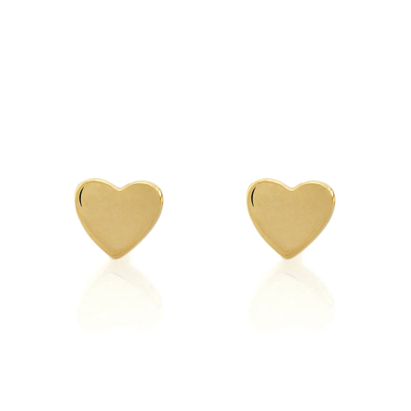 Love Studs - Luxe Gold