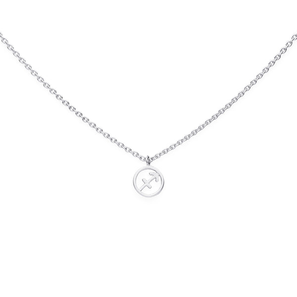 SAGITTARIUS NECKLACE - BO + BALA - ZODIAC JEWELLERY NZ