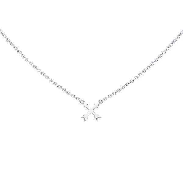FRIENDSHIP NECKLACE - BO + BALA - KIDS SILVER JEWELLERY NZ