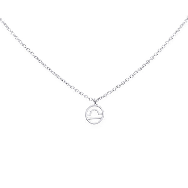 LIBRA NECKLACE - BO + BALA - ZODIAC NECKLACE NZ