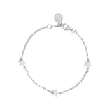 WISH UPON A STAR BRACELET - BO + BALA - KIDS SILVER JEWELLERY NZ