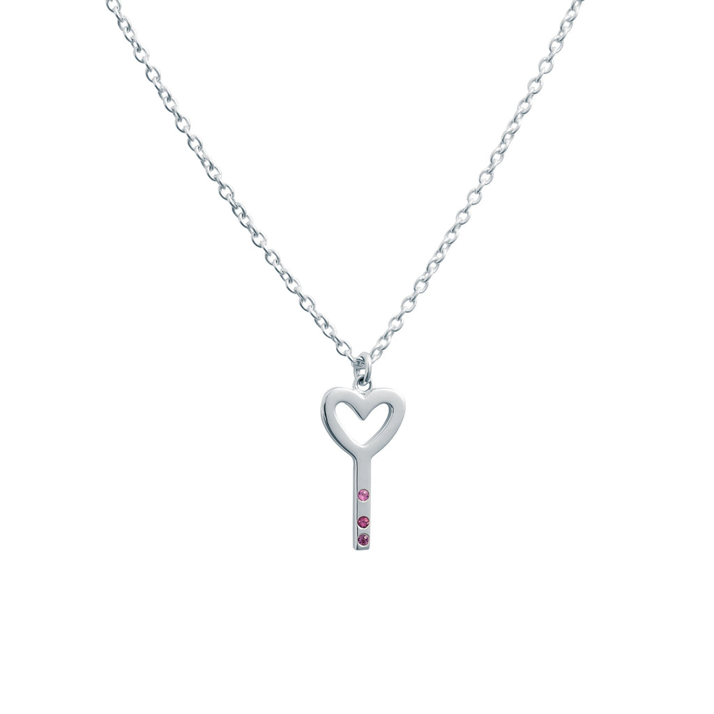 LOVE WISHING WAND NECKLACE