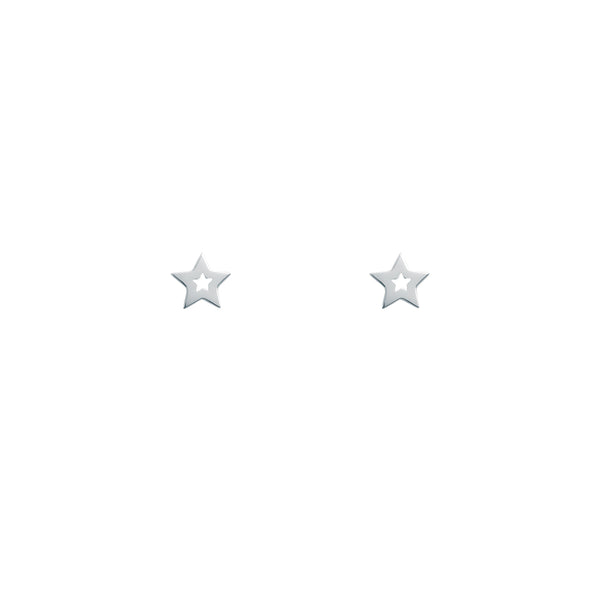 STAR WISHING STUDS - BO + BALA
